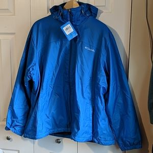 Columbia Switchback Sherpa Lined Jacket blue